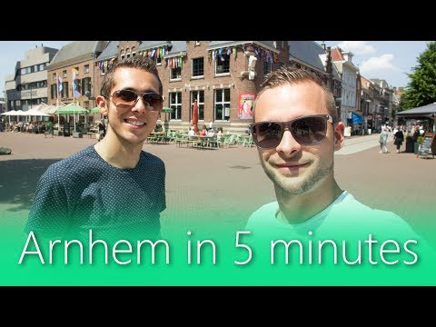 Arnhem in 5 minutes | Travel Guide | Must-sees for your city tour
