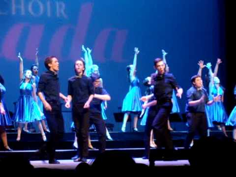 Show Choir Canada National Championships winner - Etobicoke School of the Arts