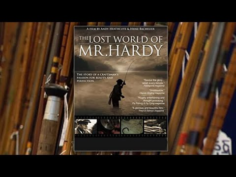 Fishing Documentary | The Lost World Of Mr Hardy
