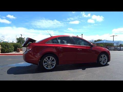 Larry H Miller Albuquerque >> 2012 Chevrolet Cruze Albuquerque, Rio Rancho, Santa Fe, Clovis, Los Lunas, NM 15703A1 - YouTube