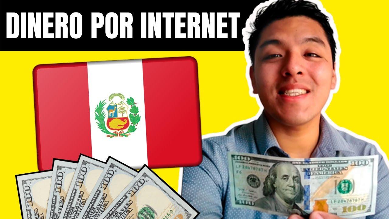 Cómo Ganar Dinero Por Internet En Perú 2020 Sin Invertir Nada Regalo Youtube