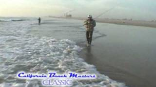 California Beach Masters Classic Surf Fishing Tournament- Part 1/2