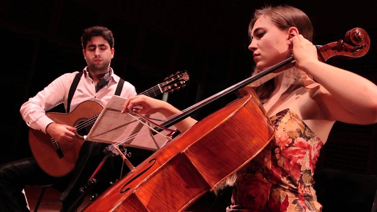Nadège Rochat & Rafael Aguirre - Nana (Manuel de Falla)