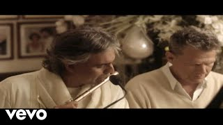 Andrea Bocelli, David Foster - White Christmas | Home Acoustic Version