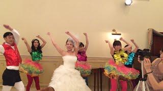 結婚式余興ダンス_E-girls Follow Me踊ってみた thumbnail