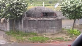 Albán bunkerek