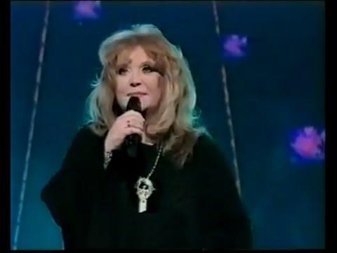 Алла Пугачева - Примадонна (репетиция, Евровидение 1997 г.)