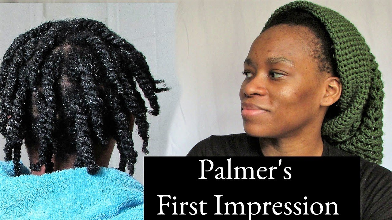 palmer's olive oil product review on natural 4c hair