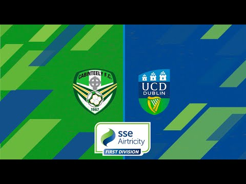 First Division GW13: Cabinteely 1-2 UCD