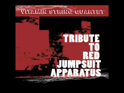 Face Down Vitamin string quartet tribute of Red Jumpsuit
