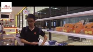 Alibaba launched the self-service super market in China, July,2017