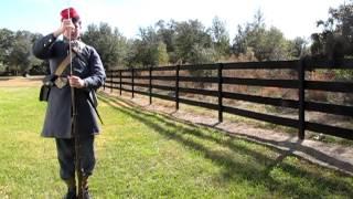 Civil War Rifle Musket - M1853 Enfield