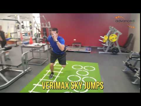 VERTIMAX SKY JUMPS