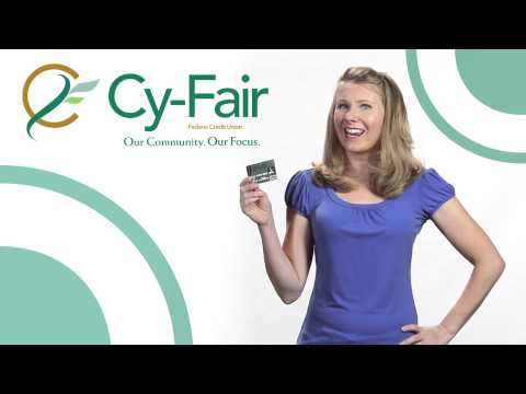 """Cy Fair Federal Credit Union """"The Cy Fair FCU Experience"""""""