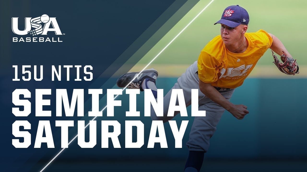 15U NTIS Semifinal Saturday