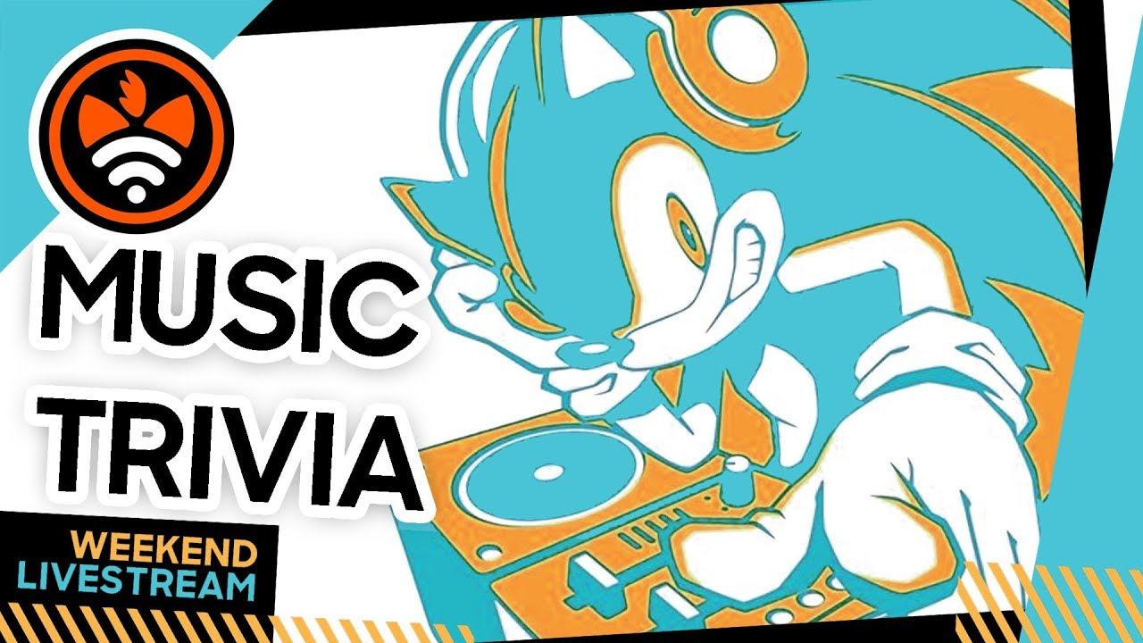 Sonic Music Trivia! - Tails' Channel Live