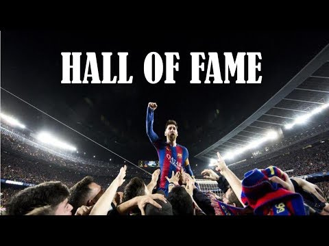 Lionel Messi ► Hall of Fame - Crazy Skills Showᴴᴰ
