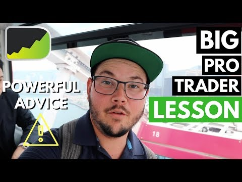 Swing Trading Forex: This Professional Trader Gave Me A Great Advice!