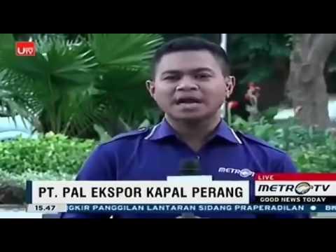 MANTAP!!! Kecanggihan Kapal Perang Buatan Indonesia, KRI Teluk Bintuni 520 (DAHSYAT)