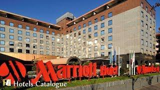 Milan Marriott Hotel - Hotel Overview - Hotel in Milan, Italy