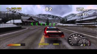 Burnout 2: Point of Impact (PS2) - Face Off 3