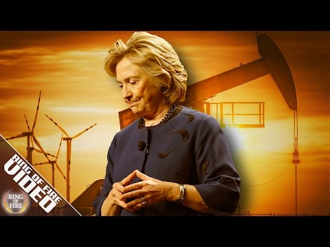 Fossil Fuel Companies Pouring Money Into Hillary's Campaign