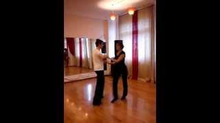 урок 5  Хастл. Cтудия танца 707