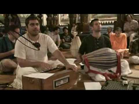 Janmastami Bhajan - Amala Kirtan das - Gopinath - 1/8