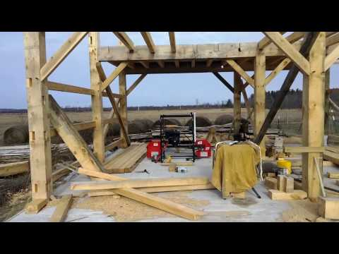 Download Youtube: A Timber Frame Vlog #1: The Beginning