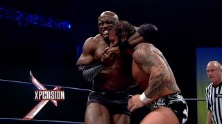 Xplosion Match:  Gunner vs. Lashley
