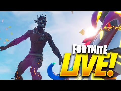 (OCE) CUSTOM MATCHMAKING LIVE! / PS4/XBOX/PC/MOBILE/SWITCH / SOLOS/DUOS/SQUADS (Fortnite LIVE)