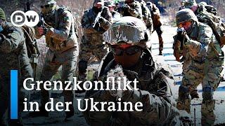 Putins Truppenaufmarsch – Eskaliert der Konflikt mit der Ukraine?