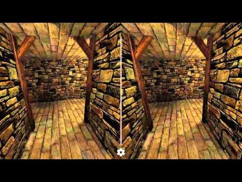 Dungeon Escape VR Gameplay