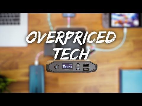 Really Awesome But Overpriced Tech 2.0!