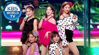 Red Velvet - With You | 레드벨벳 - 한 여름의 크리스마스 [Music Bank COMEBACK / 2018.08.10]