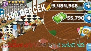 Cafeland hile|World kitchen |Para ve Banknot hilesi |%100||AndroiDgame