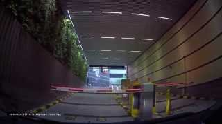停車場系列:中環廣場停車場(出)