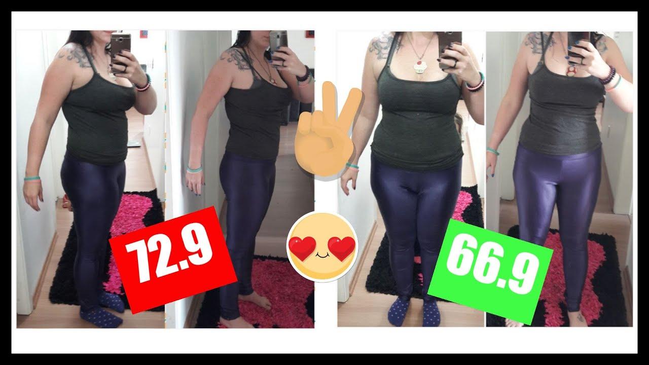 Dieta low carb antes e depois