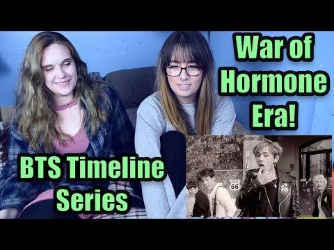 A Guide to the War of Hormone Era! (BTS Timelind Series)