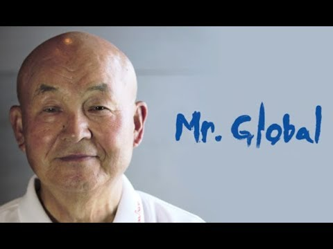 The story of Mr. GLOBAL Mino Tsuchida - Global Knives Docume