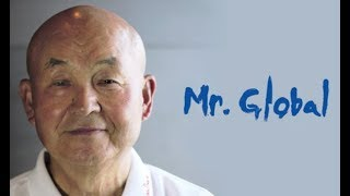 The story of Mr. GLOBAL Mino Tsuchida - Global Knives Documentary