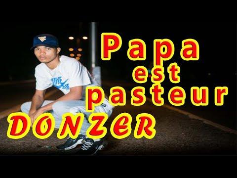Don'zer: papa est Pasteur
