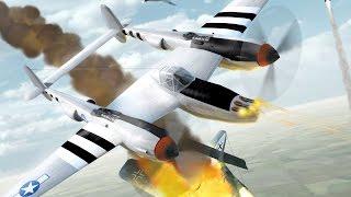 """War Thunder bataille évènement 100 """"team air Battle"""""""