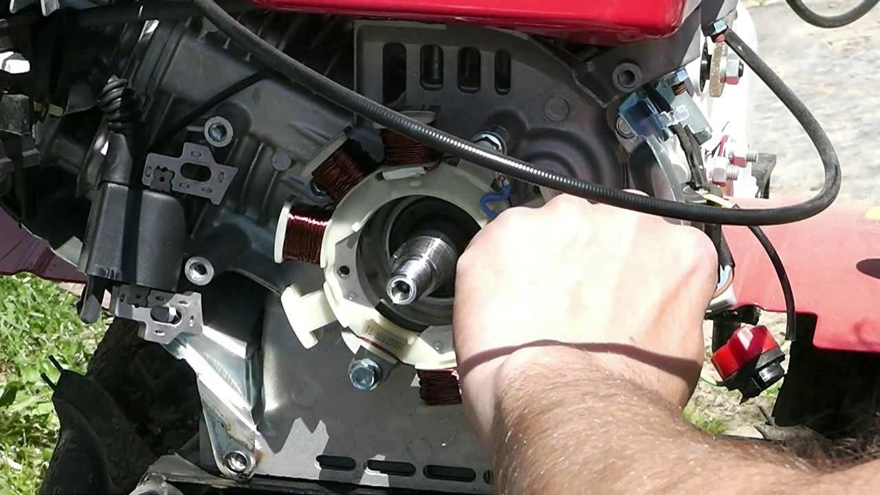 Катушка освещения на двигатель лифан своими руками фото 839