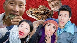 LOS CHINOS NOS TRAUMAN | LOS POLINESIOS VLOGS