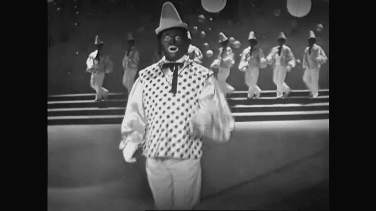The black white minstrel show 23 12 60 a piccolina party