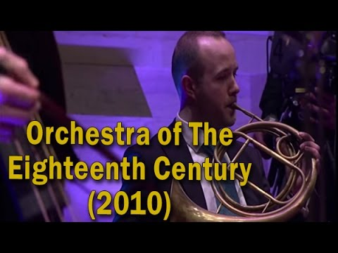 Mozarts Final Symphonies  Orchestra of The Eighteenth Century 2010