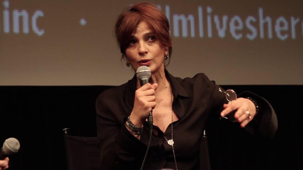 'Solo' Q&A | Laura Morante | Open Roads: New Italian Cinema
