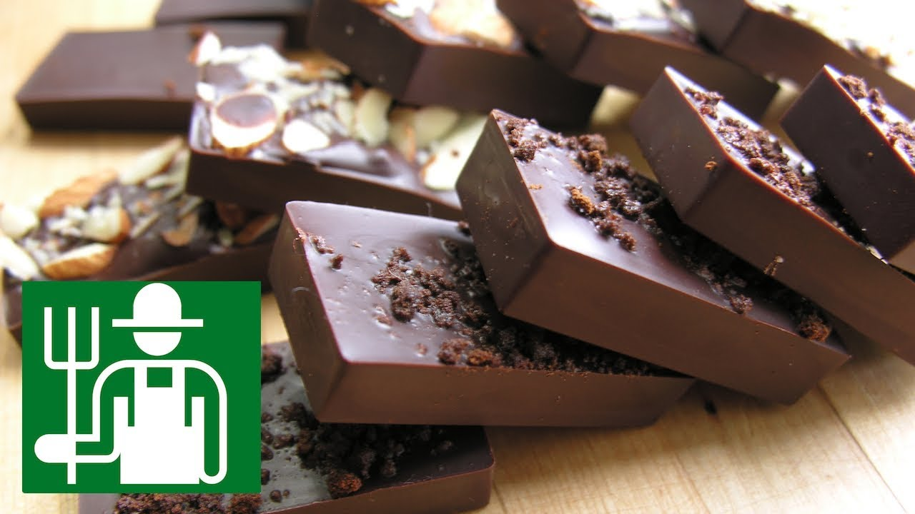Keto Chocolate Bars Amazing Low Carb Dessert Recipe