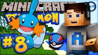 Minecraft PIXELMON - Episode #8 w/ Ali-A! -